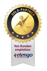 Etengo Gold-Partner